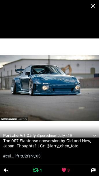 Porscheポルシェ997_935Look_TW_20161112