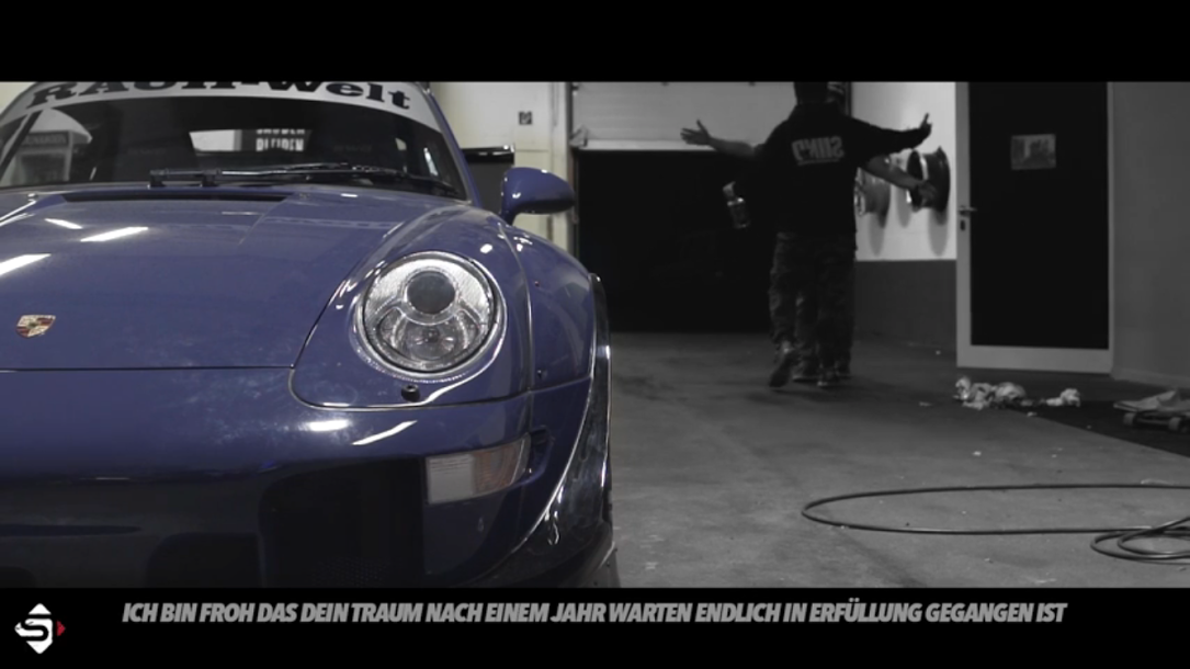 Porscheポルシェ993RWB_FURUSATO_001