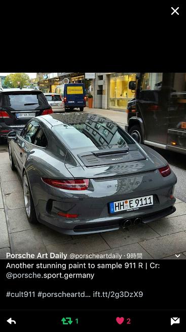Porscheポルシェ991R_TW_20161120