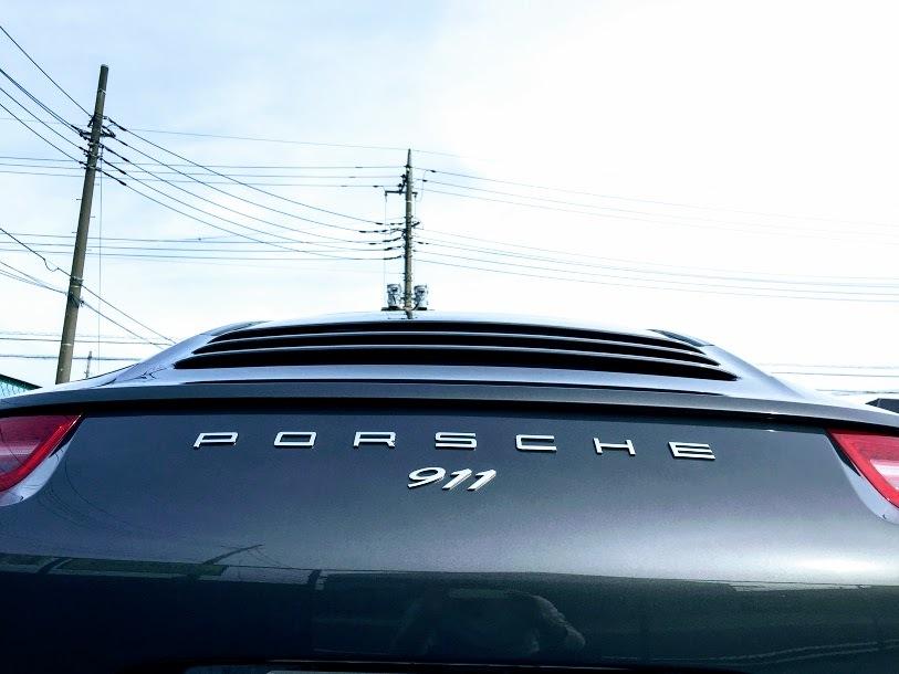 Porscheポルシェ991C2_20161120_01