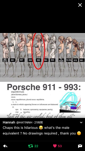 Porscheポルシェ993_anime_TW_20161229