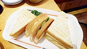 サンドイッチ20160606