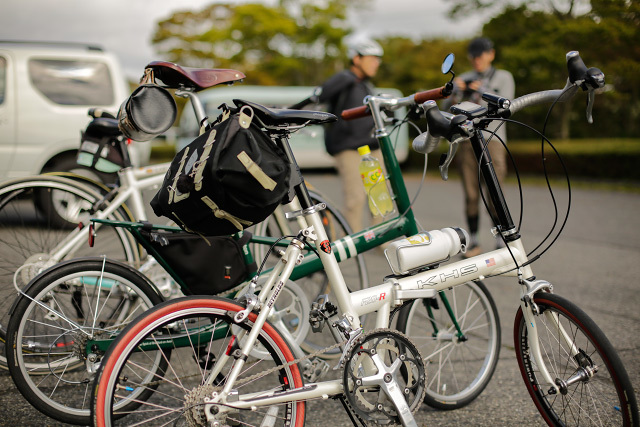 蒜山 サイクリング