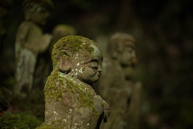 島根県出雲市 立久恵峡の紅葉