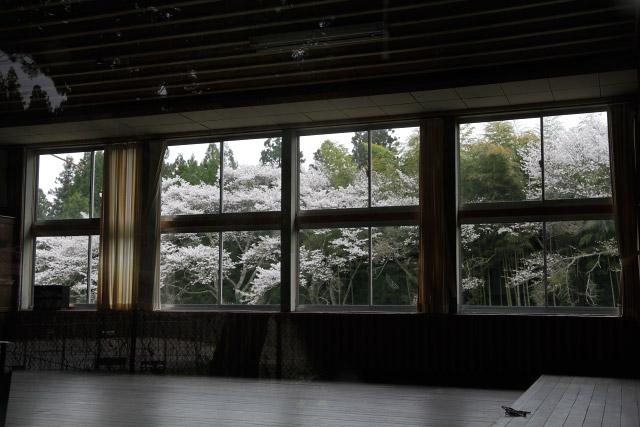 鳥取県 日野郡日南町 旧福栄小学校