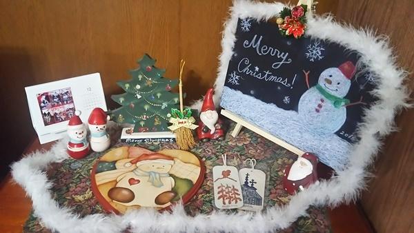 クリスマスコーナー1