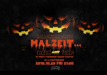 halloween party malzeit
