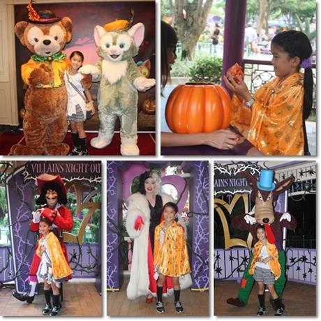 Disney Halloween 2016-2