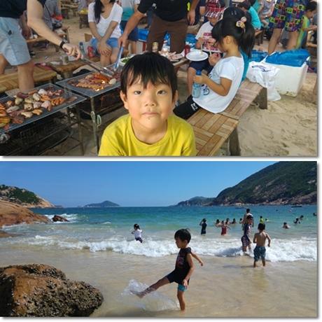 BBQ at Sek O beach 2016