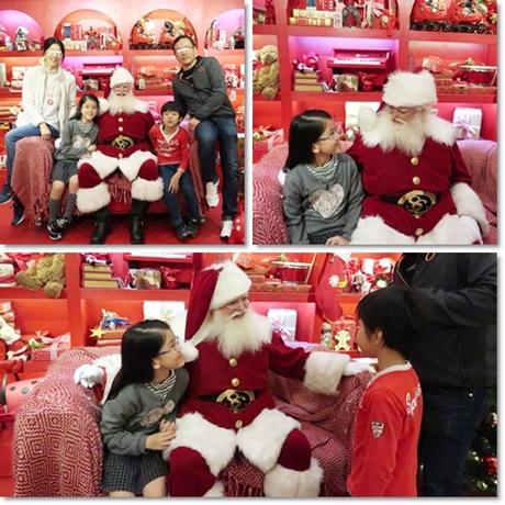 Photo with Santa 2016