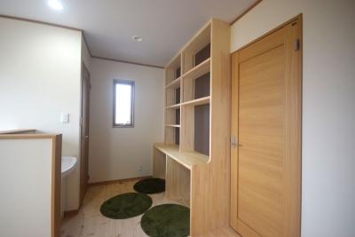 2階のスペース
