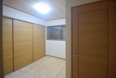 書斎付きの部屋2