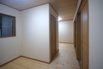 書斎付きの部屋3