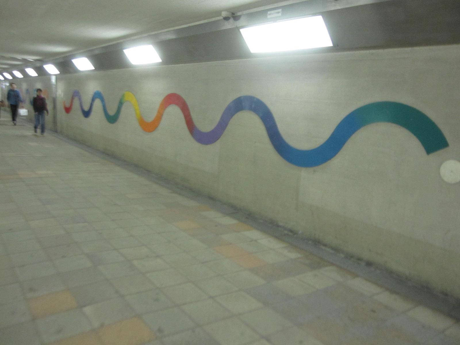 ユルング地下道