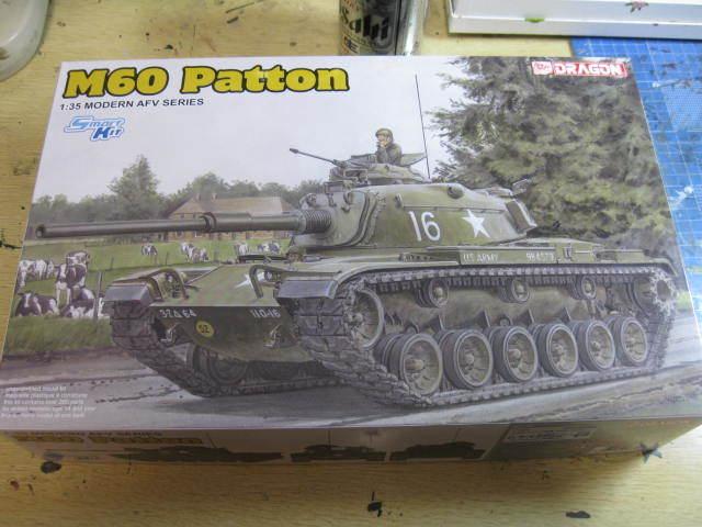M60 Patton 到着