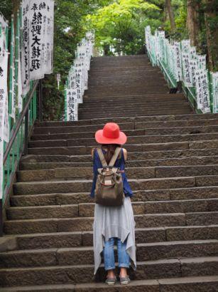 熊野本宮大社階段