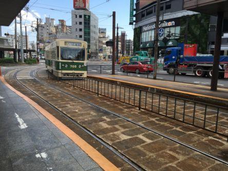 2016夏広島路面電車
