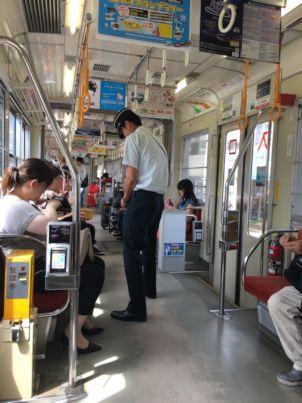 2016夏広島路面電車2