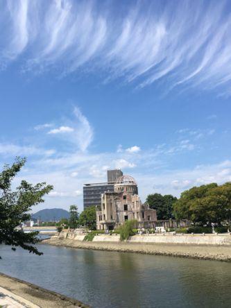 2016夏広島原爆ドーム2