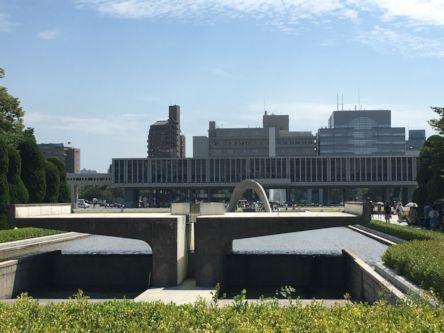 2016夏広島平和記念公園