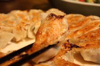 鴨餃子ネギ味噌風味3
