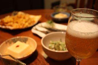 サンマとトウモロコシの天ぷら3
