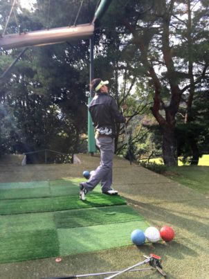 16th結婚記念日ゴルフ2