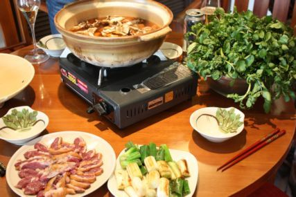 2016Xmas鴨鍋