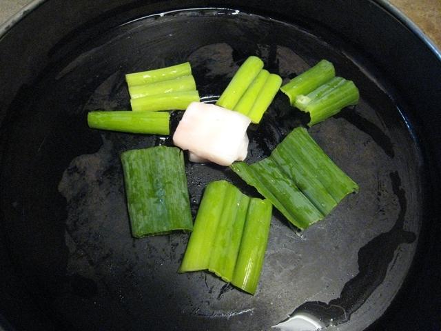 最後のキシメジ入りすき焼
