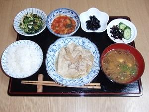 昼食2016/11/30