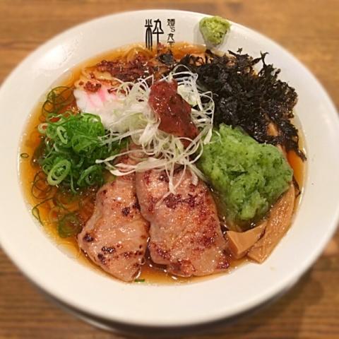『麺s食堂 粋蓮』 in 東京-2