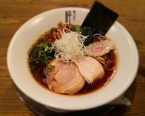 『麺s食堂 粋蓮』 in 東京-3