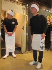 【新店】麺屋 たけ井 阪急梅田店-14