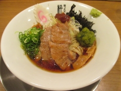 麺s食堂 粋蓮 in 東京-5