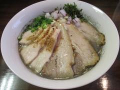 【新店】煮干し中華蕎麦 山崎-8