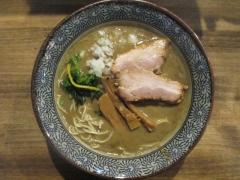 【新店】煮干し中華そば 一剣-5