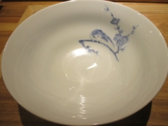 【新店】煮干しそばとお魚ごはん ウメノキスズメ-13