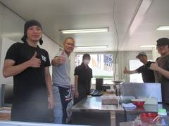 第三陣 煮干しつけ麺 宮元 ~極濃煮干しつけ麺~-6