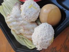 第三陣 煮干しつけ麺 宮元 ~極濃煮干しつけ麺~-14