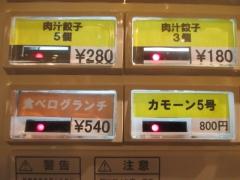 煮干し中華そば 一燈【九】-5