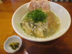 醤油と貝と麺 そして人と夢【弐】-9