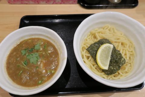 蕾(つけ麺)
