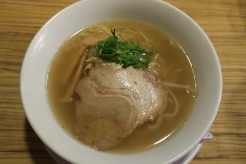 高田屋(あっさり塩ラーメン)