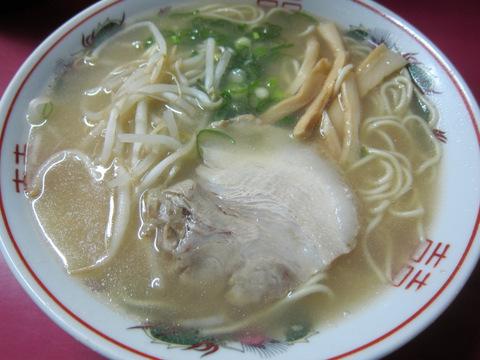 一ニ三(中華そば)