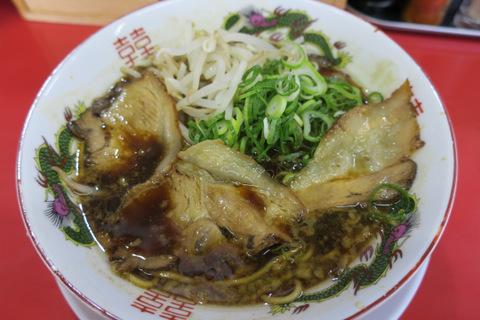 麺対軒(醤油ラーメン)