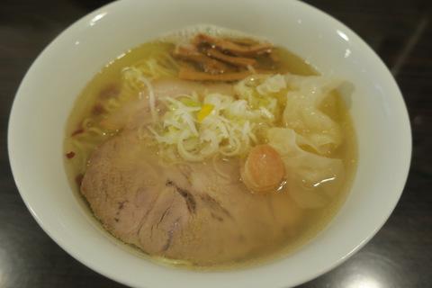 TSURUMEN(塩煮干しそば)