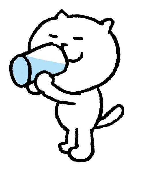 ラーメン食ってるときに飲む冷たい水wwwwwww