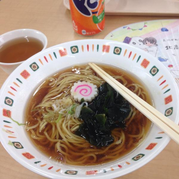 うちの学食の270円ラーメンwwwwwwwwwww