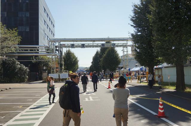 日野自動車秋祭り
