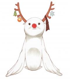 2016クリスマス絵せんちゃさん